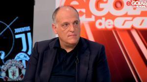 Tebas: ¿La Superliga? Los que deben estar asustados son Barça y Madrid