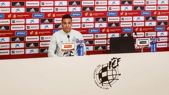 Rodrigo, sobre su salida: El Valencia no está atravesando un buen momento