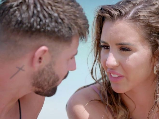 La isla de las tentaciones 3: pillan a Isaac y Marina en Sitges de fin de semana romántico