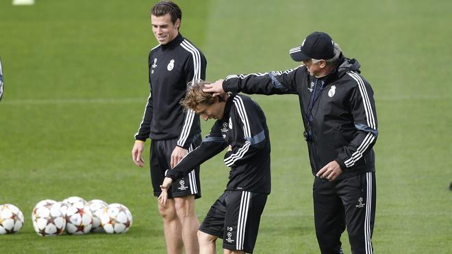 Bale, sobre el regreso de Ancelotti: Lo pasamos muy bien en el pasado