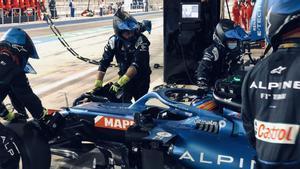 Alonso, optimista en su regreso a Imola