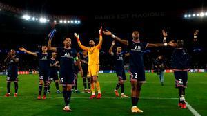 El resumen de la victoria del PSG al Manchester City