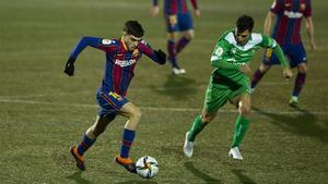Pedri, el ángel de este Barça: su jugadón en Cornellà para que Braithwaite sentenciase el partido