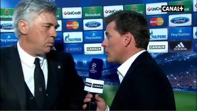 Ancelotti: Trabajar juntos era fundamental y lo hemos hecho