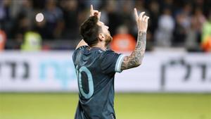 Leo Messi, protagonista del nuevo canal de vídeo de la AFA
