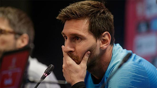 Messi: De Griezmann no opinaremos