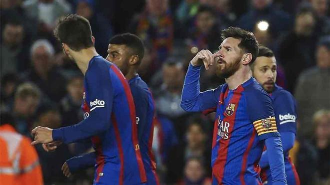 Messi hizo una llamada, ¿a quién?