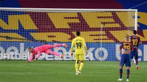 Messi no faltó a su cita con el gol en la primera jornada de liga