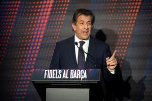 Toni Freixa, defensor de trabajar en nuevas vías de ingreso para el club