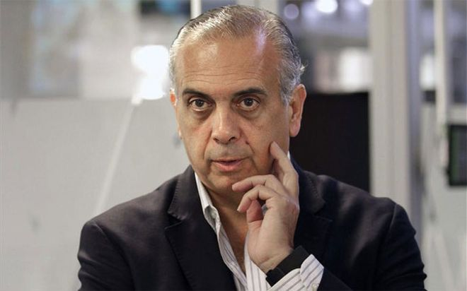 José Luis Sáez, presidente de la FEB