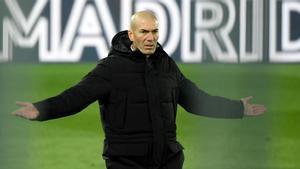 Zidane puede caer