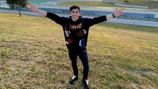 Márquez podrá correr en Portimao