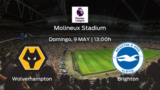 Previa del encuentro: el Wolverhampton Wanderers recibe al Brighton and Hove Albion