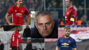 La relación entre plantilla y entrenador no es la mejor en el Manchester United
