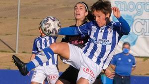 Imagen de archivo del Sporting Huelva-Real Madrid