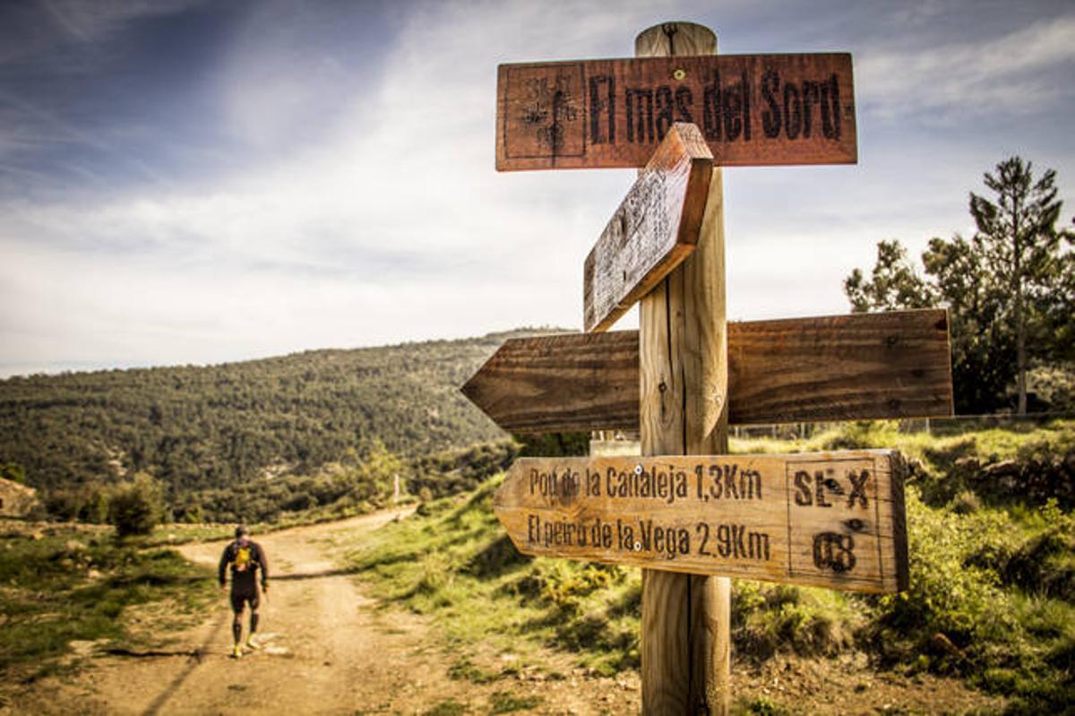 El recorrido de Penyagolosa Trails, tramo a tramo