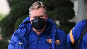 Koeman, contundente en su rajada a la UEFA