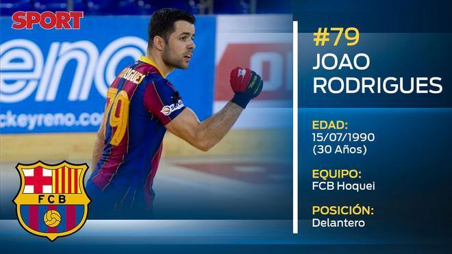 Joao Rodrigues (FC Barcelona hoquei)