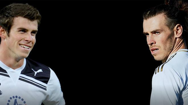 Bale: ¿mejor en LaLiga o en la Premier?