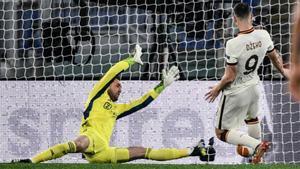 El gol de Dzeko al Ajax