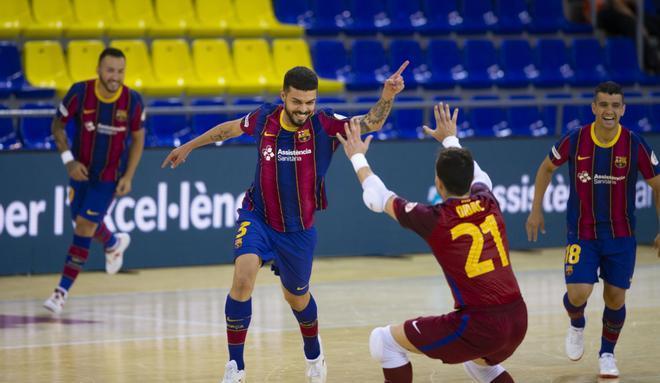 El Barça, a mantener la euforia en las semifinales