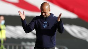 La rajada de Guardiola contra Tebas: Debe estar celoso por la Premier League