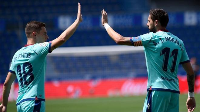 De Frutos y Morales, jugarán con público ante el Cádiz