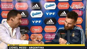 La promesa de Messi si gana el Mundial
