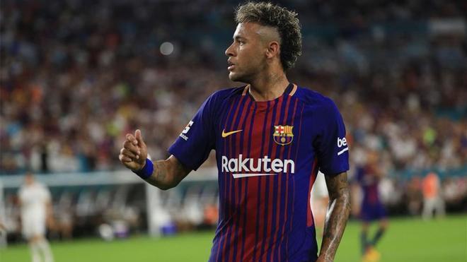 Si Font es elegido presidene Ney no volverá al Barça