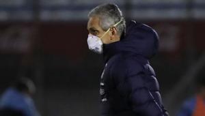 Reinaldo Rueda alabó el trabajo de su equipo a pesar de la derrota