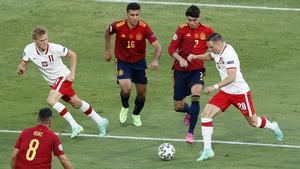 España vs Polonia - España no puede ante Polonia y se la jugará en la última jornada