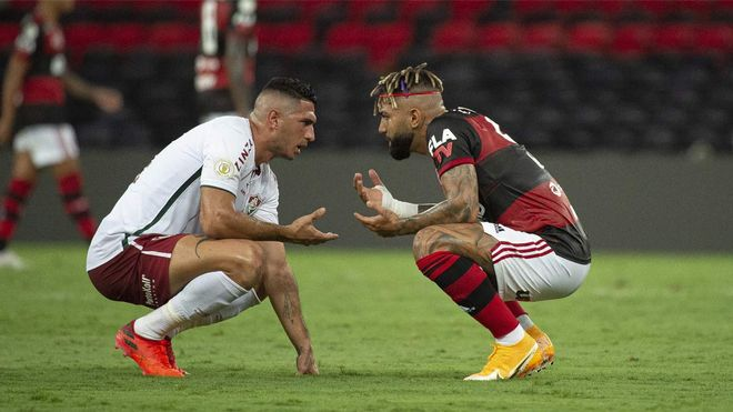 El Fluminense y el Flamengo se verán las caras en la final del Campeonato Carioca