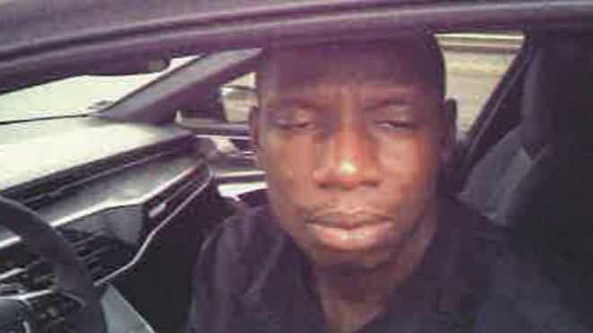 Abdoulaye Doucouré, detenido por conducir su Lamborghini sin el seguro