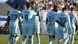 LALIGA | Leganés - FC Barcelona (0-3): Doblete de Luis Suárez