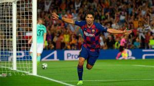 Revive los mejores goles y momentos de Luis Suárez en el Barça