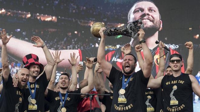 El Vardar macedonio defenderá este fin de semana su título europeo