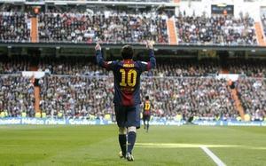 Messi suma esta temporada su tercer Trofeo Pichichi