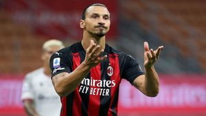 Zlatan Ibrahimovic sorprende con un radical cambio de look