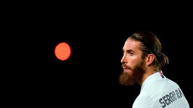 Sergio Ramos se perderá el clásico