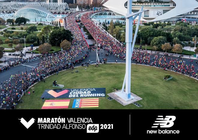Maratón Valencia presenta a New Balance como nuevo patrocinador técnico oficial