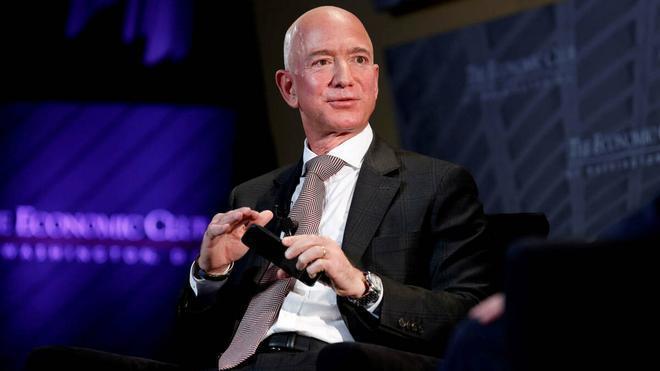 La importante donación de Jeff Bezos al chef español José Andrés