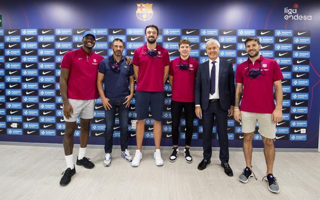 """Josep Cubells: """"El Barça no contempla la opción de incorporar a Marc Gasol"""""""