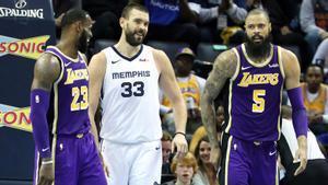 Marc Gasol ficha por los Lakers