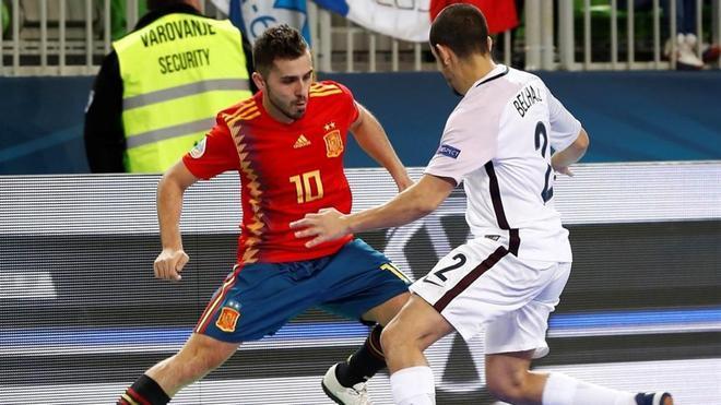 España se la juega ante Azerbaiyán