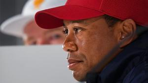 Tiger Woods agradece las muestras de apoyo tras su grave accidente