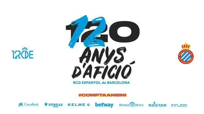 El Espanyol dedica un vídeo a los 120 años