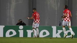 Rotem Hatuel dio la victoria al Hapoel frente al Niza