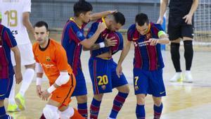 Ximbinha marcó el gol de la victoria frente al ACCS en octavos