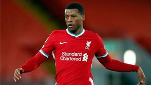Wijnaldum no ha renovado su contrato con el Liverpool