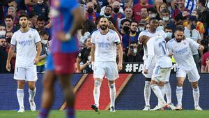 El resumen de la derrota del Barça en el Clásico